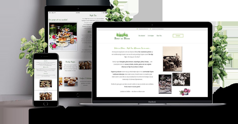 webdesign antwerpen boter en bloem